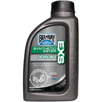 BELRAY motorový olej EXS Full Synthetic Ester 4T 10W40 1L