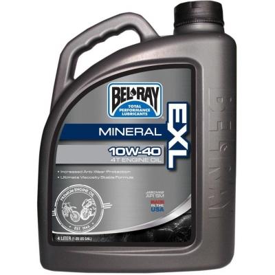 BELRAY motorový olej EXL Mineral 4T 10W-40