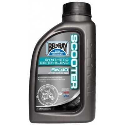 BELRAY motorový olej SCOOTER SYNTHETIC ESTER BLEND