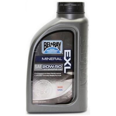 BELRAY motorový olej EXL Mineral 4T 20W-50