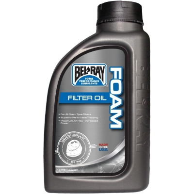 BELRAY olej FOAM FILTER OIL 1L