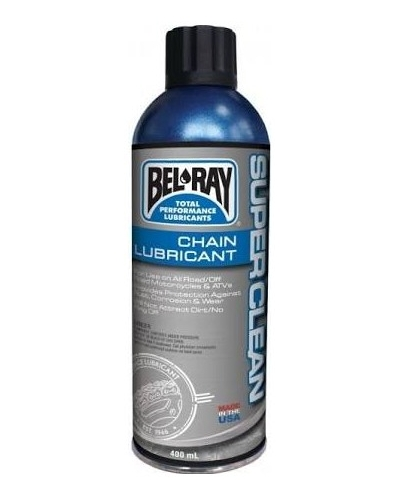 BELRAY sprej SUPER CLEAN CHAIN LUBE