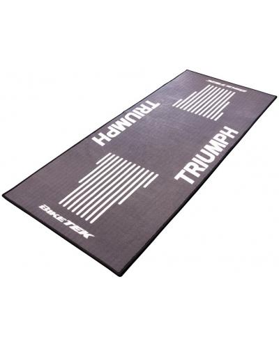 BIKE-IT garážový koberec BIKETEK SERIES 3 Triumph grey