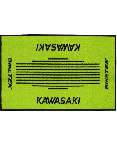 BIKE-IT rohož BIKETEK SERIES 3 Kawasaki green