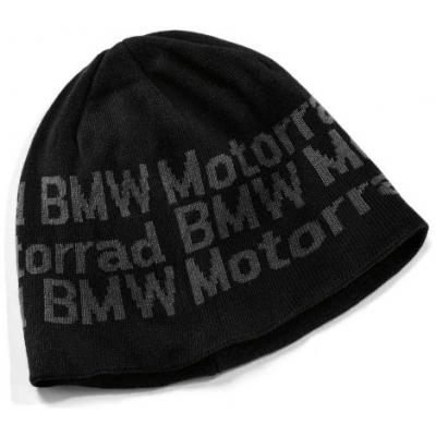 BMW čepice BMW MOTORRAD black/grey