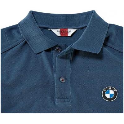 BMW polo triko LOGO dámské blue