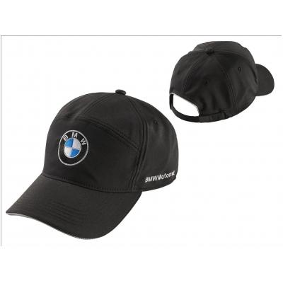 BMW kšiltovka BMW MOTORRAD black