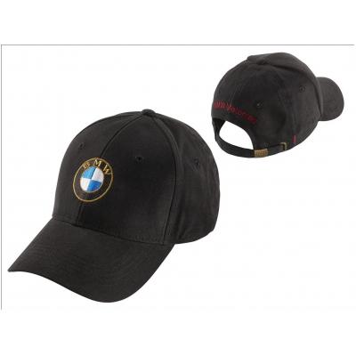 BMW kšiltovka LOGO black
