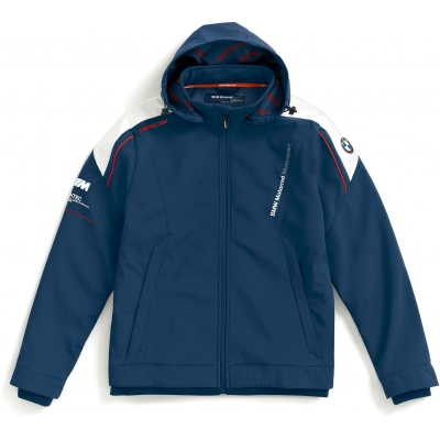 BMW bunda MOTORSPORT Softshell blue