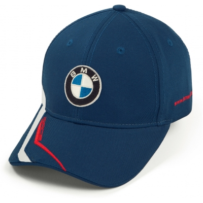 BMW kšiltovka MOTORSPORT blue