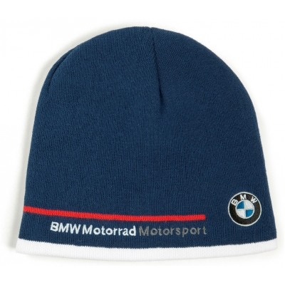 BMW čepice MOTORSPORT blue