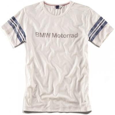 BMW triko MOTORRAD white