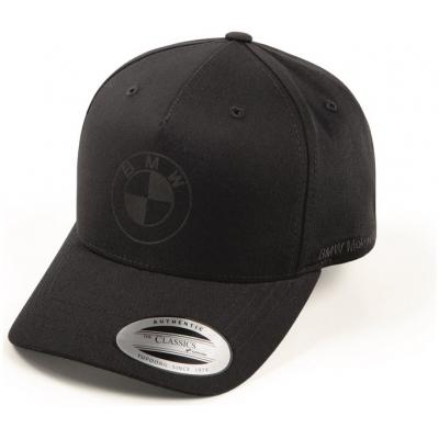 BMW kšiltovka ALLBLACK black