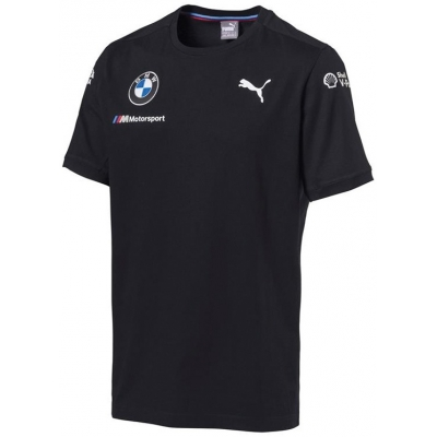 BMW triko TEAM PUMA anthracite