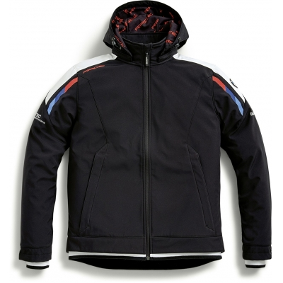 BMW bunda MOTOSPORT Softshell black