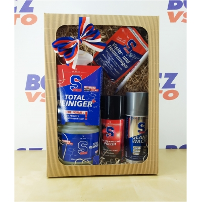 BONMOTO dárkový balíček S100 číštění a lesk