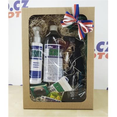 Bonmoty darčekový balíček CORROSION čistenie a ochrana