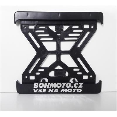 BONMOTO rámeček na SPZ 3D-X