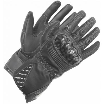 BÜSE rukavice MISANO black - POUŽITÉ