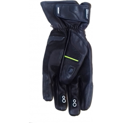 BÜSE rukavice ST IMPACT black/neon yellow