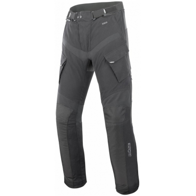 BÜSE nohavice OPEN ROAD EVO Short black