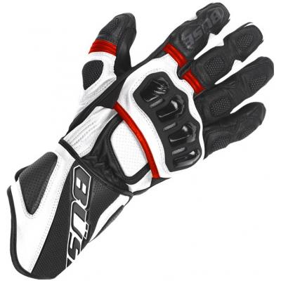 BÜSE rukavice ARAGON pánské black/white