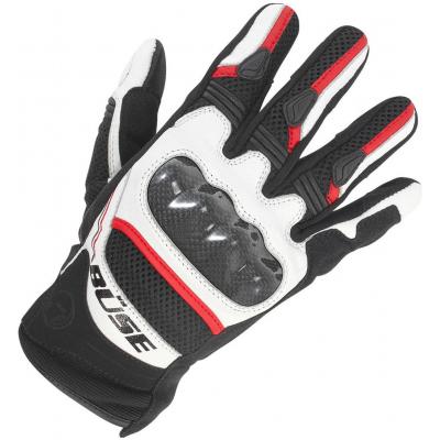 BÜSE rukavice SAFE RIDE red
