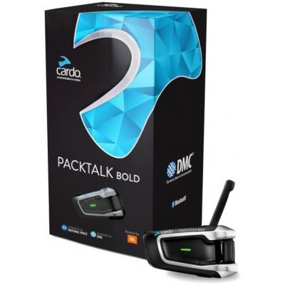 CARDO komunikace PACKTALK JBL Bold