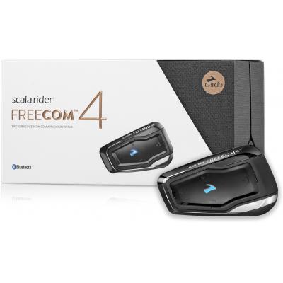 CARDO komunikace SCALA RIDER FREECOM 4
