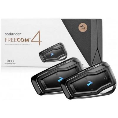 CARDO komunikace SCALA RIDER FREECOM 4 Duo