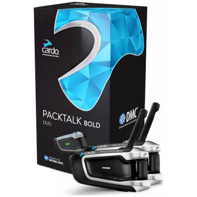 CARDO komunikace PACKTALK JBL Bold Duo