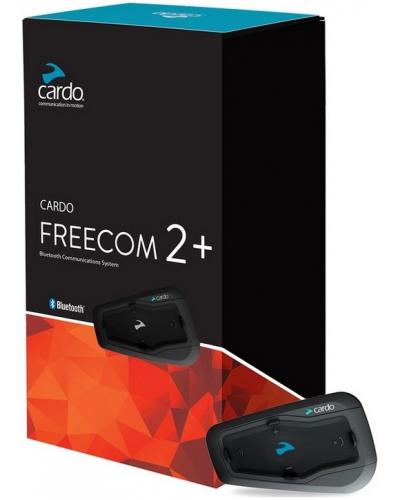 CARDO bluetooth handsfree FREECOM 2+ duo