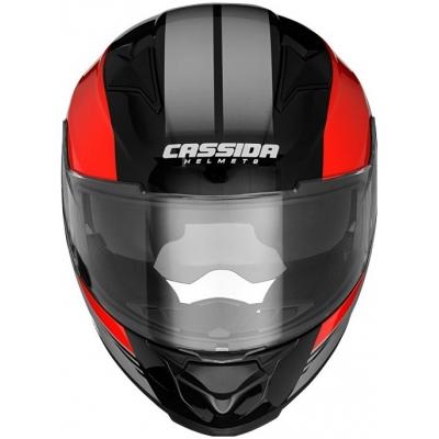 Cassidy prilba APEX Jawa red / black / grey