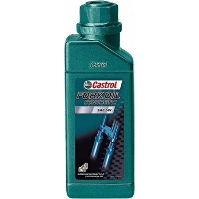 CASTROL olej FORK OIL Synthetic 5W 500ml