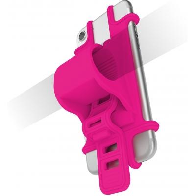 CELLY univerzální držák EASY BIKE pink