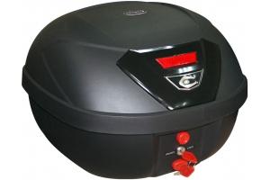 COOCASE vrchní kufr V40 URBAN Black