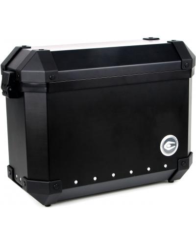 COOCASE boční kufry X4 Aluminium Black