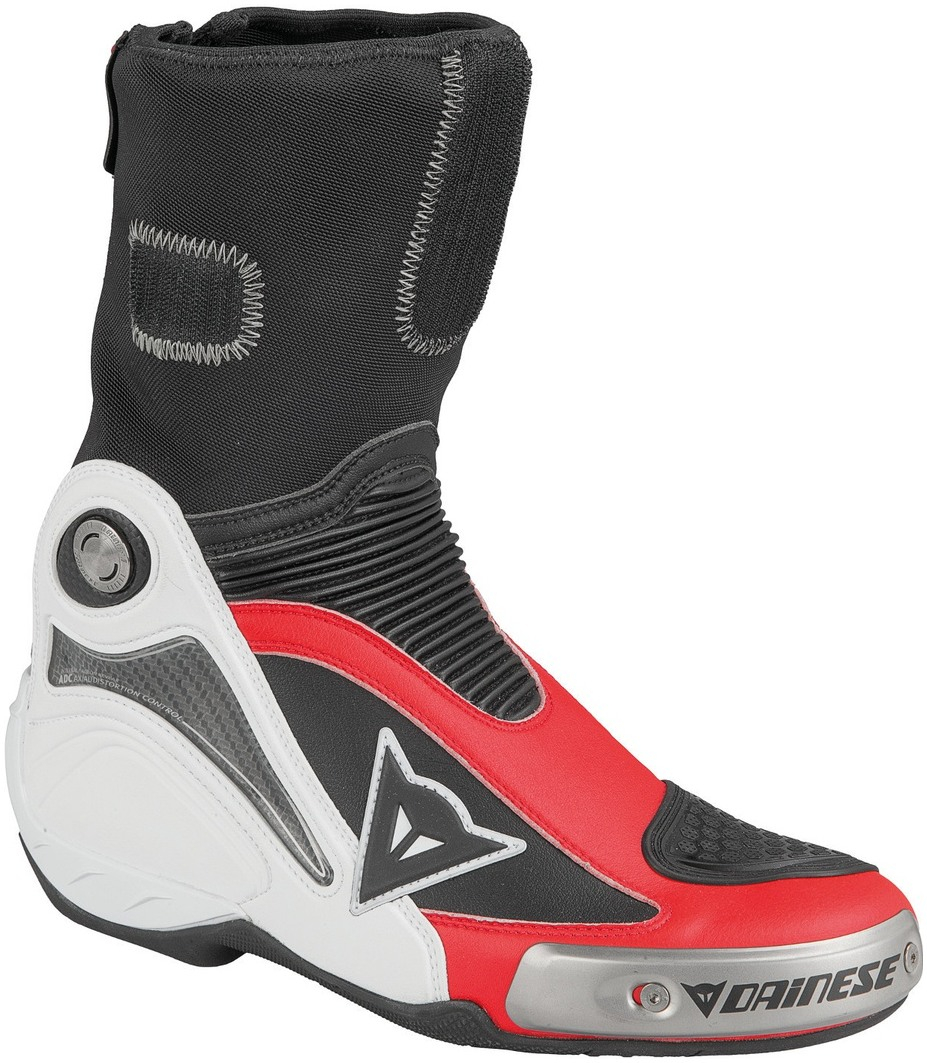 b4742922fb DAINESE boty R AXIAL PRO IN white ducati red