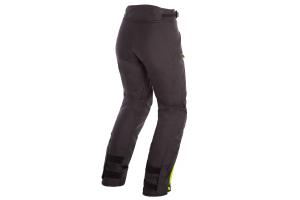 DAINESE kalhoty TEMPEST 2 LADY D-DRY dámské black/fluo yellow