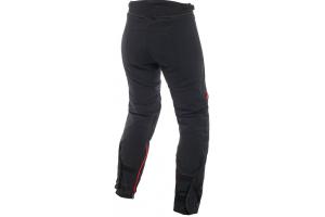 DAINESE kalhoty CARVE MASTER 2 GORE-TEX LADY dámské black/red
