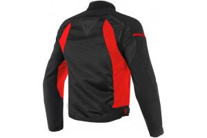 DAINESE bunda AIR FRAME D1 TEX black/red/red