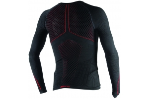 DAINESE termo triko D-CORE THERMO LS black/red