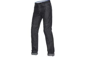 DAINESE kalhoty jean D1 EVO denim/aramid/black