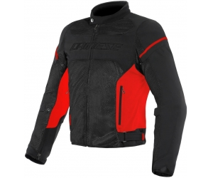 DAINESE bunda AIR FRAME D1 TEX black / red / red