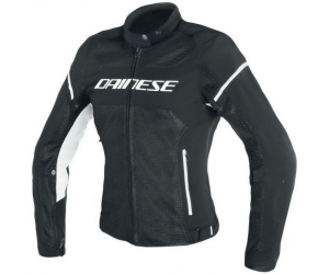 DAINESE bunda AIR-FRAME D1 dámská black/white