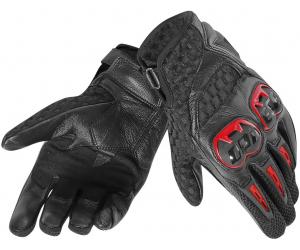 DAINESE rukavice AIR HERO red/black