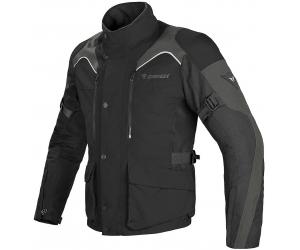 DAINESE bunda TEMPEST D-DRY black/black/dark gull gray