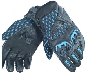 DAINESE rukavice AIR HERO black/blue