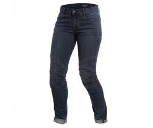 DAINESE nohavice jeans AMELIA SLIM LADY dámske dark denim