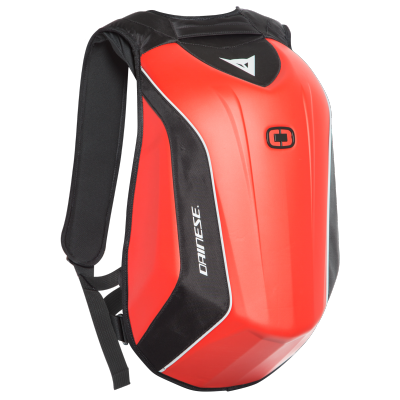 DAINESE batoh D-MACH fluo red 22.2L